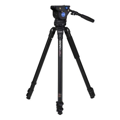 Für weitere Info hier klicken. Artikel: Benro Series 3 Alum Single Tube Video Tripod with BV4H head - A373FBV4H