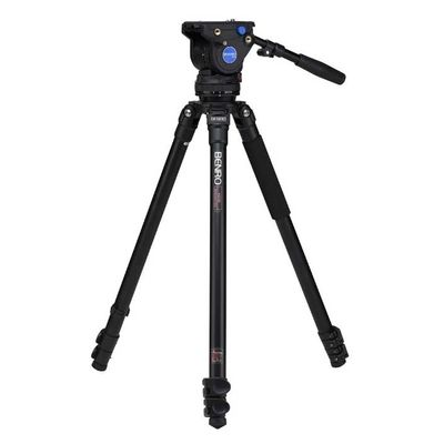 Für weitere Info hier klicken. Artikel: Benro Series 3 Alum Single Tube Video Tripod with BV6H head - A373FBV6H