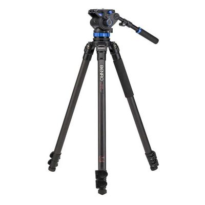 Für weitere Info hier klicken. Artikel: Benro Single Leg Series 3 Carbon Video Kit 3 Sect S7 head - C373FBS7
