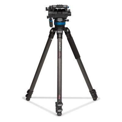 Für weitere Info hier klicken. Artikel: Benro Single Leg Series 3 Carbon Video Kit 3 Sect S8 Head - C373FBS8