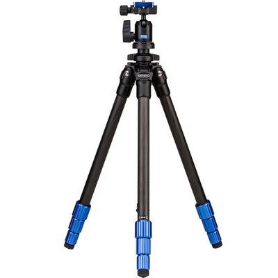 Für weitere Info hier klicken. Artikel: Benro TSL08CN00 Slim CF Stativkit mit Kugelkopf N00 Carbon