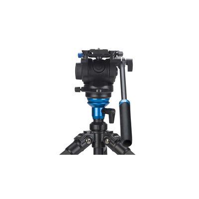 Für weitere Info hier klicken. Artikel: Benro Stativkopf S4 Video Head - S4