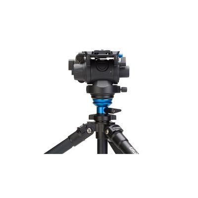 Für weitere Info hier klicken. Artikel: Benro Stativkopf S6 Video Head - S6