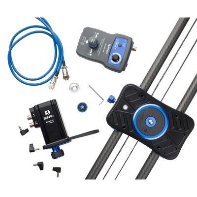 Für weitere Info hier klicken. Artikel: Benro Time-lapse Motion Control for MoveOver12 - MCD01