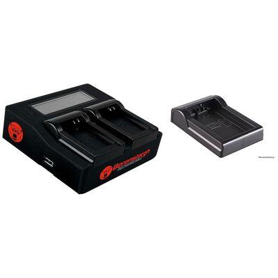 Für weitere Info hier klicken. Artikel: Berenstargh Dual LCD Charger + 2 Stk. Ladeschale für Nikon EN-EL15
