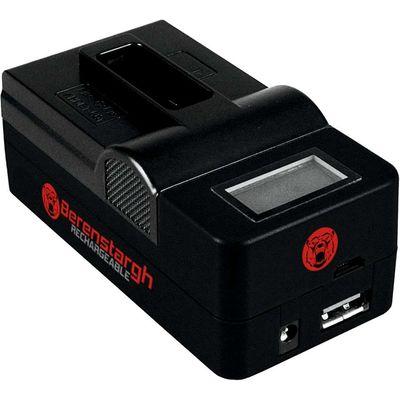 Für weitere Info hier klicken. Artikel: Berenstargh Synchron Charger with USB-Output