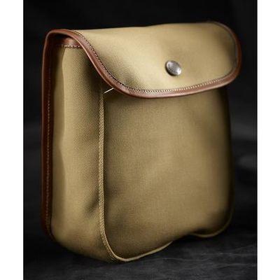 Für weitere Info hier klicken. Artikel: Billingham Side Pocket 550 khaki-tan