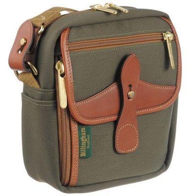 Für weitere Info hier klicken. Artikel: Billingham Stowaway Pola Fibrenyte Sage-tan Leather