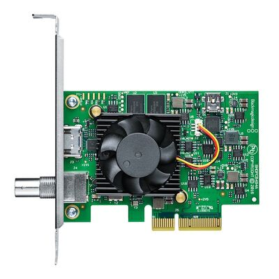 Für weitere Info hier klicken. Artikel: Blackmagic DeckLink Mini Monitor 4K
