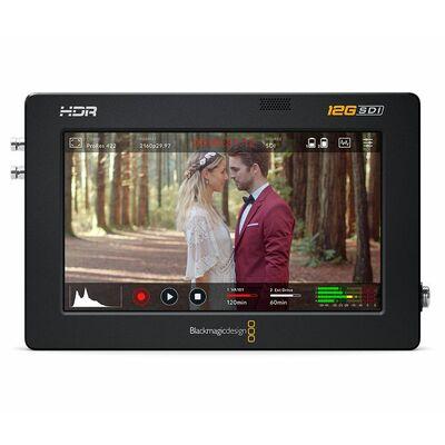 Für weitere Info hier klicken. Artikel: Blackmagic Design Video Assist 12G HDR 7