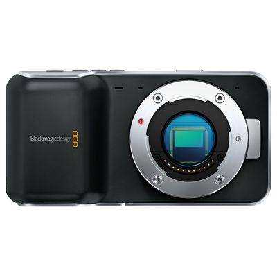 Für weitere Info hier klicken. Artikel: Blackmagic Gehäuse Pocket Cinema Camera Micro Four Thirds