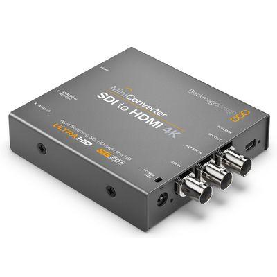 Für weitere Info hier klicken. Artikel: Blackmagic Mini Converter SDI-HDMI 4K