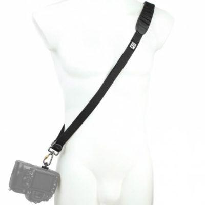 Für weitere Info hier klicken. Artikel: Blackrapid R-Strap Cross Shot Black - puristischer Kameragurt mit stylischem Design schwarz