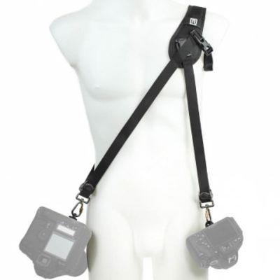Für weitere Info hier klicken. Artikel: Blackrapid R-Strap Hybrid Breathe Doppel- Kameragurt für 1 Schulter und bis zu 2 DSLR- oder DSLM-Kameras