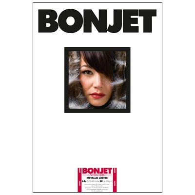 Für weitere Info hier klicken. Artikel: Bonjet ATE Metallic Lustre A3+ 260g 30 Blatt
