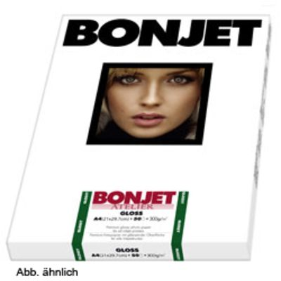 Für weitere Info hier klicken. Artikel: Bonjet ATE Pearl A4 300g 50 Blatt