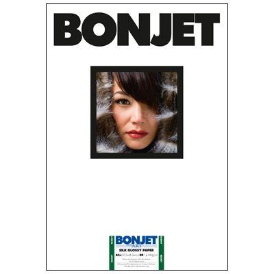 Für weitere Info hier klicken. Artikel: Bonjet PHA Silk Glossy A3+ 240g 30 Blatt