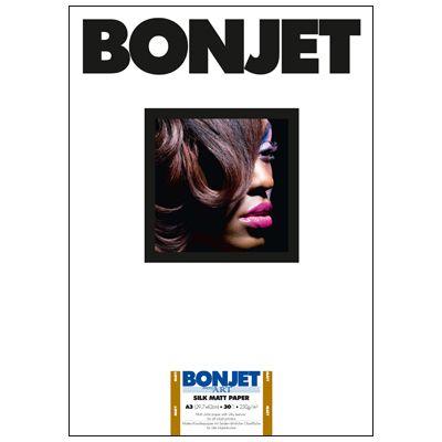 Für weitere Info hier klicken. Artikel: Bonjet PHA Silk Matt A3 230g 30 Blatt