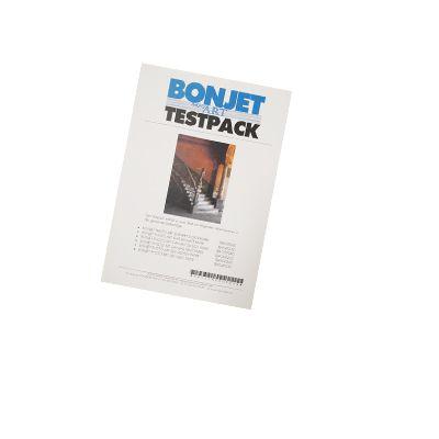Für weitere Info hier klicken. Artikel: Bonjet Testpack A4 Foto Koch Atelier 6 Blatt
