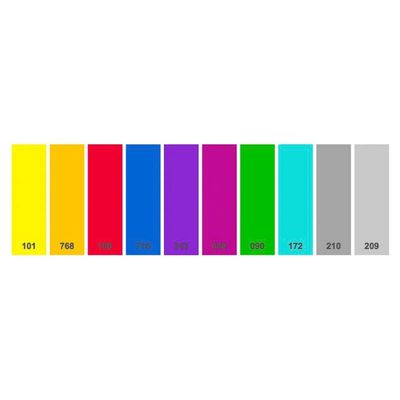Für weitere Info hier klicken. Artikel: BounceLite Adventure Gels Farbfilter (Effektfilter) und Neutralfilter für BounceLite Aufsteckblitz-Lichtformer - 10 Folien