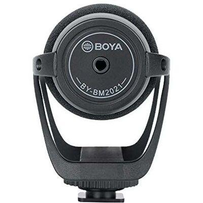Für weitere Info hier klicken. Artikel: Boya BY-BM2021 Condensator Shotgun Richtmikrofon