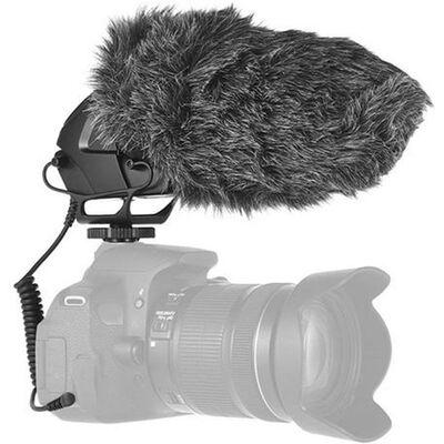 Für weitere Info hier klicken. Artikel: Boya BY-BM3031 Aufsteckmikrofon Shotgun Richtmikrofon