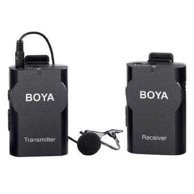 Für weitere Info hier klicken. Artikel: Boya Drahtloses Mikrofon BY-WM4 für DSLR und Smartphone