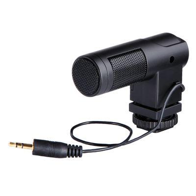 Für weitere Info hier klicken. Artikel: Boya kompaktes Stereo Mikrofon
