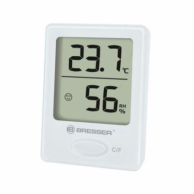Für weitere Info hier klicken. Artikel: Bresser Temeo Hygro Indikator 1x Thermo- /Hygrometer