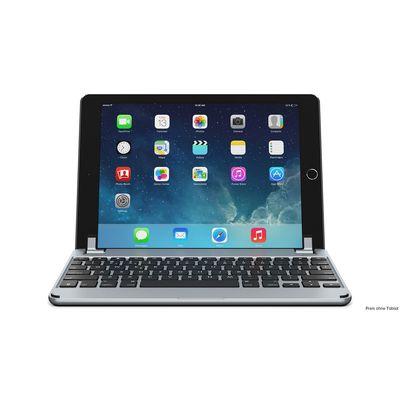 Für weitere Info hier klicken. Artikel: Brydge Bluetooth Tastatur für iPad Air/Air 2/Pro/New2017 silber 9.7