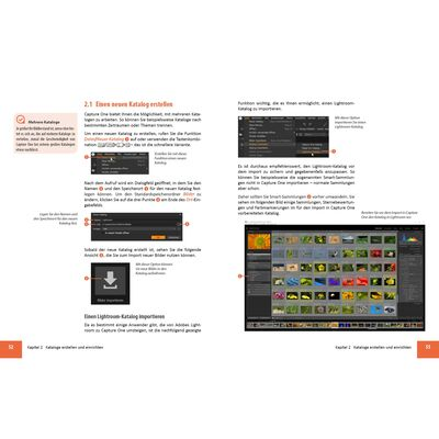 Für weitere Info hier klicken. Artikel: Capture One Pro 20 - Das Praxishandbuch