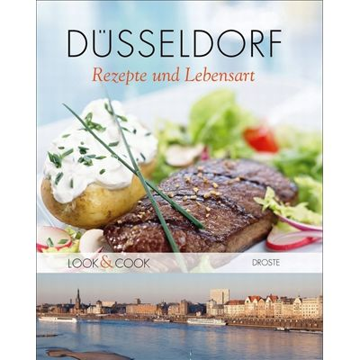Für weitere Info hier klicken. Artikel: Buch Düsseldorf - Rezepte und Lebensart