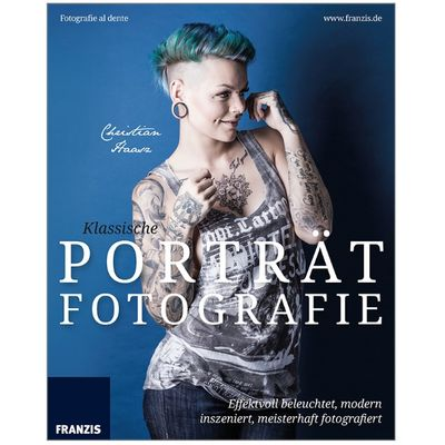 Für weitere Info hier klicken. Artikel: Fotobuch Fotografie al dente - Klassische Porträtfotografie