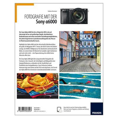 Für weitere Info hier klicken. Artikel: Buch Fotografie mit der Sony Alpha 6000