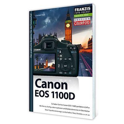 Für weitere Info hier klicken. Artikel: Buch FotoPocket Canon EOS 1100D