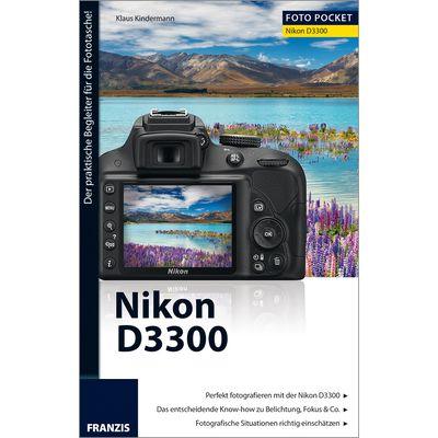 Für weitere Info hier klicken. Artikel: Buch FotoPocket Nikon D3300