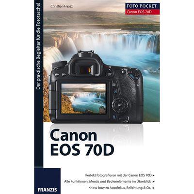 Für weitere Info hier klicken. Artikel: Kamerabuch FotoPocket Canon EOS 70D