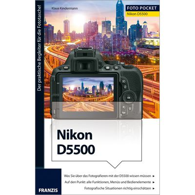 Für weitere Info hier klicken. Artikel: Kamerabuch FotoPocket Nikon D5500