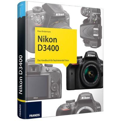 Für weitere Info hier klicken. Artikel: Kamerabuch Nikon D3400