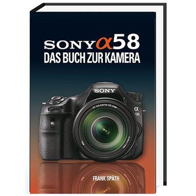Buch POS-Kamerabuch Sony Alpha 58 jetztbilligerkaufen