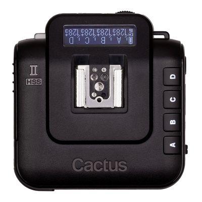 Für weitere Info hier klicken. Artikel: Cactus Funkauslöser Flash Transceiver V6II