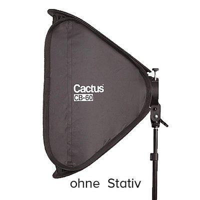Für weitere Info hier klicken. Artikel: Cactus Softbox CB60