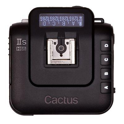 Für weitere Info hier klicken. Artikel: Cactus Wireless Flash Transceiver V6 IIs Sony NEX