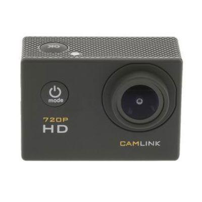 Für weitere Info hier klicken. Artikel: Camlink HD Action Cam 720p schwarz