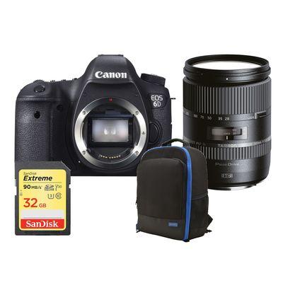 Für weitere Info hier klicken. Artikel: Canon 6D Reise Kit