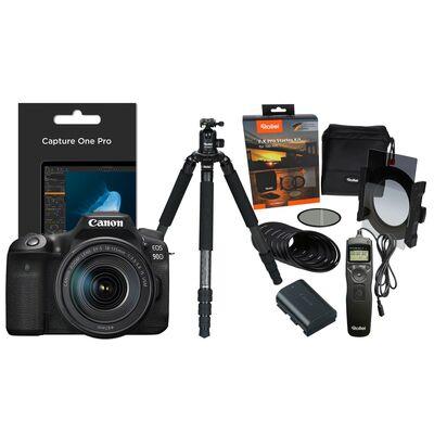 Für weitere Info hier klicken. Artikel: Canon 90D + EF-S 18-135mm - Landschaftskit für Profis