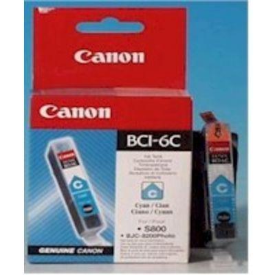 Für weitere Info hier klicken. Artikel: Canon BCI-6C Tintentank cyan