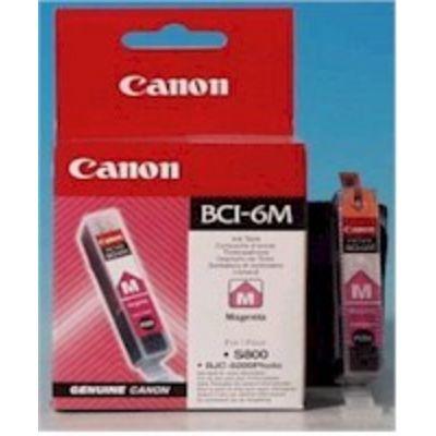 Für weitere Info hier klicken. Artikel: Canon BCI-6M Tintentank magenta