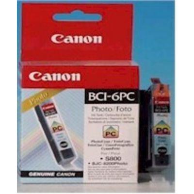 Für weitere Info hier klicken. Artikel: Canon BCI-6PC Tintentank Photo cyan