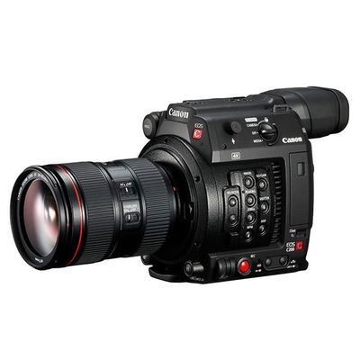Für weitere Info hier klicken. Artikel: Canon C200 Body mit Objektiv 24-105mm II Professioneller Camcorder